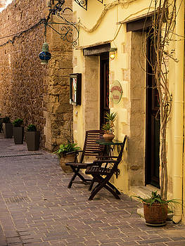 In Chania by Rae Tucker