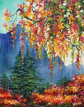 In Fall by Vesna Delevska