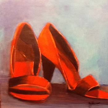 In her shoes by Janet Visser