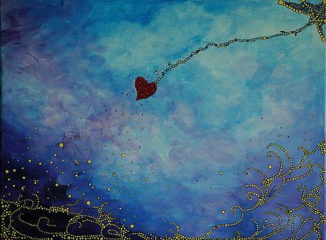 In His Hands now by Venetia Bebi