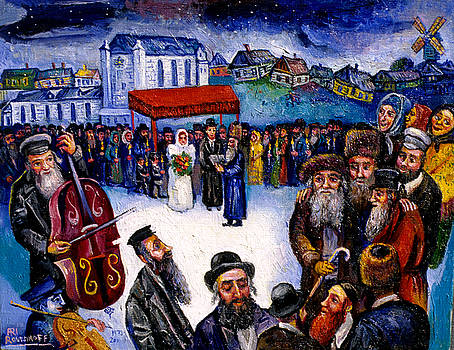 Ari Roussimoff - In Holy Matrimony, Wedding In Ukraine