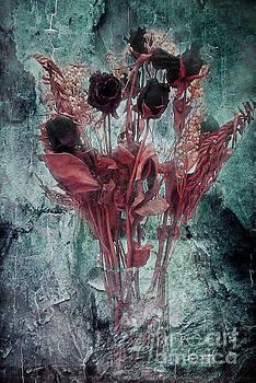 In Light Of Sadness Bouquet Dark Side by Janie Johnson