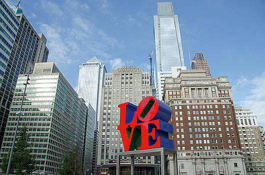 In Love with Philadelphia by Bill Cannon