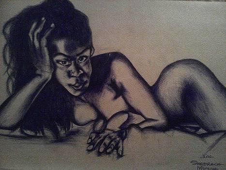 In My Bedroom by Shadrach Muyila