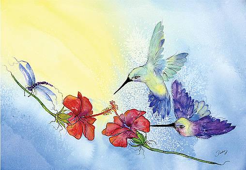 In My Dreams by Cherie Nowlin McBride - Duckie