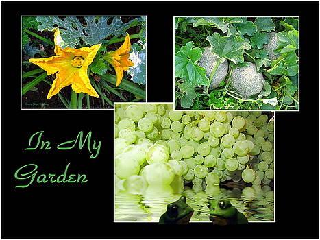 Joyce Dickens - In My Garden - 2009