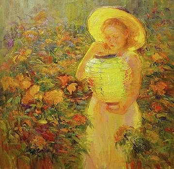 In My Grandmother's Garden by Diane Leonard