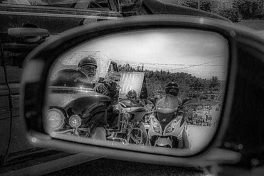 In my rear view by Kendall McKernon