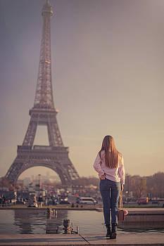 In Paris by Chris Thodd