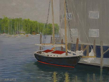In Port by Scott W White