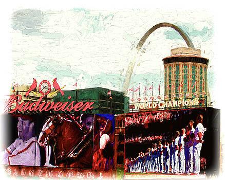 In Saint Louis by John Freidenberg