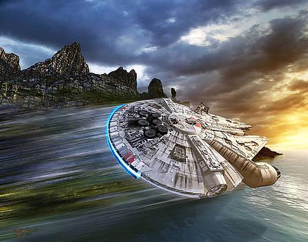 In Search of Luke Skywalker by Kurt Miller