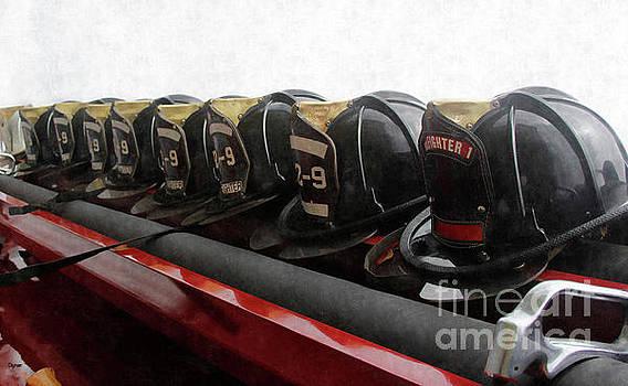 In Service of Fire  by Steven Digman
