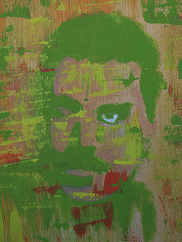 In shades of green by Iancau Crina
