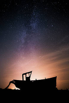 In silhouette by Kelvin Trundle