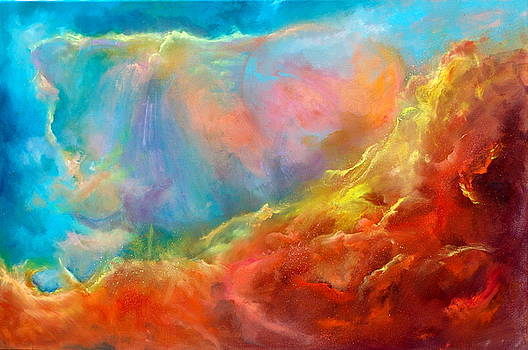 In the Beginning II by Sally Seago