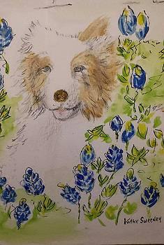 In The Blue Bonnets by Kathy Sweeney