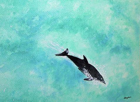 Peaceful waters by Elvira Ingram