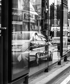 In The City by Hyuntae Kim