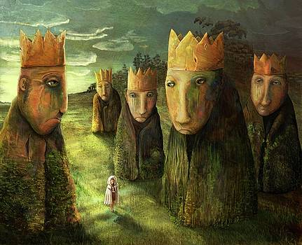In the Company of Kings by Catherine Swenson