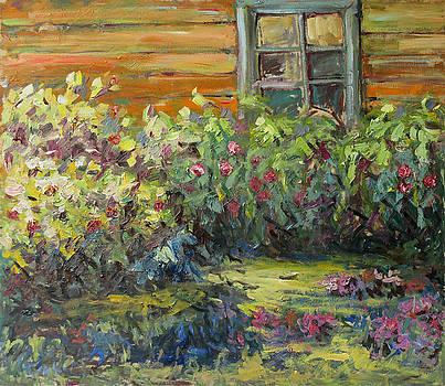 In the Country by Liudvikas Daugirdas