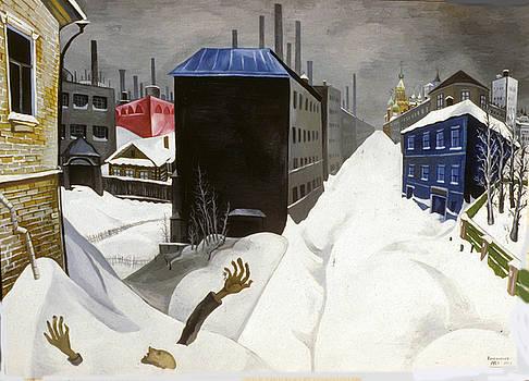 Ari Roussimoff - In The Dead Of Winter