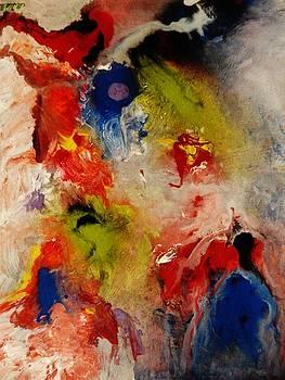 In the Dream My Eye Popped Open by Marina R Raimondo