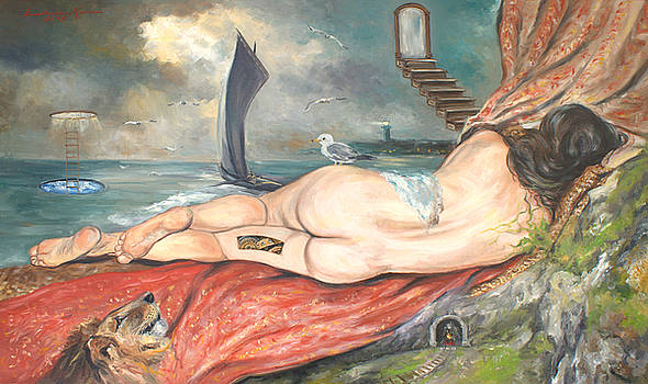 In the Dreamland by Luke Karcz