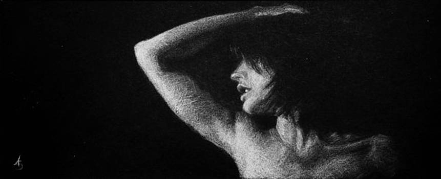 In The Flesh III by Alison Schmidt Carson