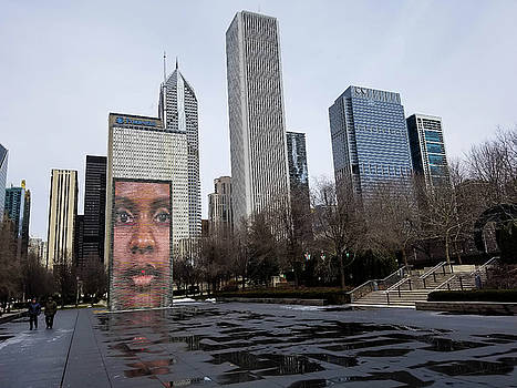 In the Heart of Chicago by Britten Adams