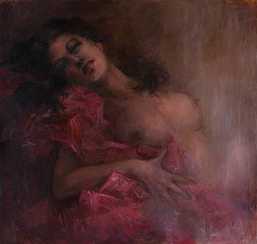 In the heat of the Night by Elisabeth Nussy Denzler von Botha