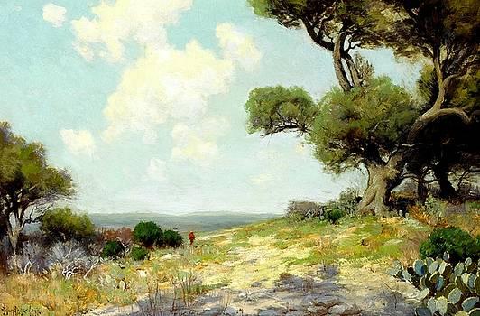 Peter Gumaer Ogden - In the Hills of Southwest Texas 1912