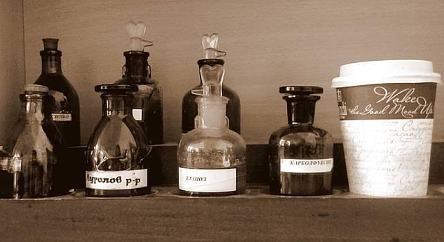In the lab by Aleksandra Savova