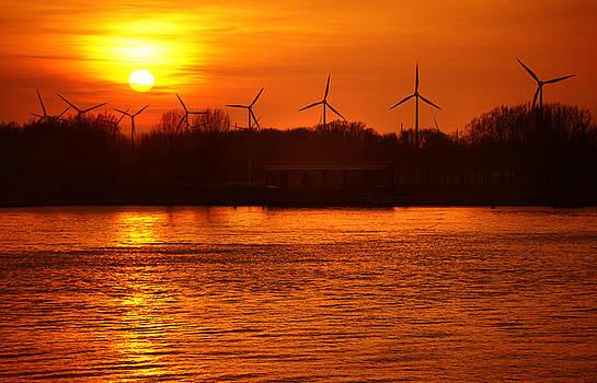 Jenny Rainbow - In the Land of Windmills