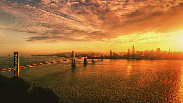 In The Light, San Francisco by Vincent James