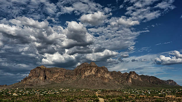 In The Midst of the Superstitions  by Saija Lehtonen
