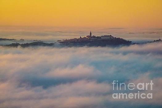 In the Mist 3 by Jean Bernard Roussilhe