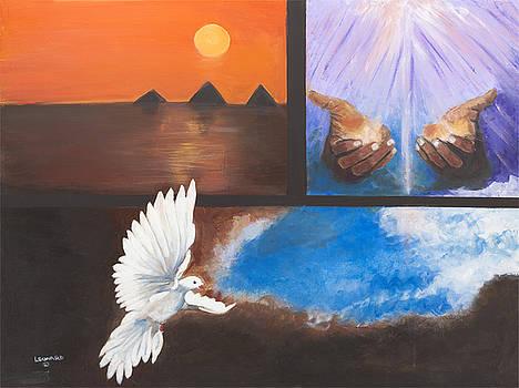 In the Spirit by Leonard R Wilkinson
