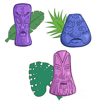 In the Tiki Room by Whitney Morton