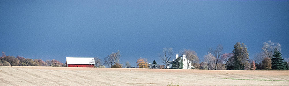 In the Vicinity of Bascule Farm, Poolesville, Maryland, Autumn 2 by James Oppenheim