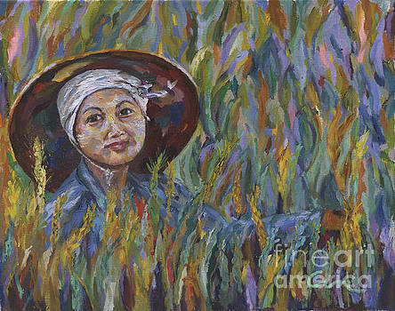 In The Wheat Field by Michael Cinnamond
