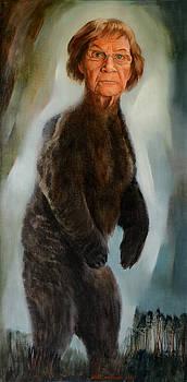 In The Woods by Jukka Nopsanen