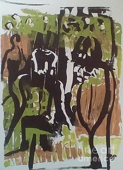 Brenda Plyer - In the Woods No. 2