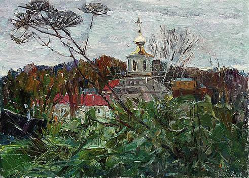 In thickets by Juliya Zhukova