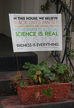 In This House We Believe ... by Suzanne Gaff