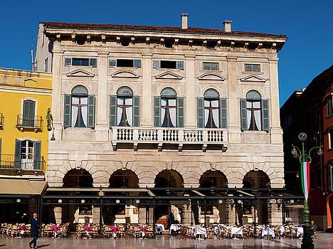 In Verona by Rae Tucker