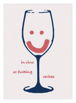 Frank Tschakert - in vino so fucking veritas