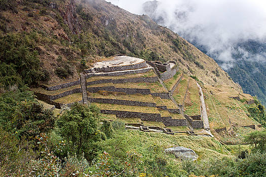 Aivar Mikko - Inca Ruins and Terraces