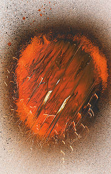 Jason Girard - Incendiary burn through