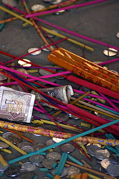 Incense and Alms by April Holgate